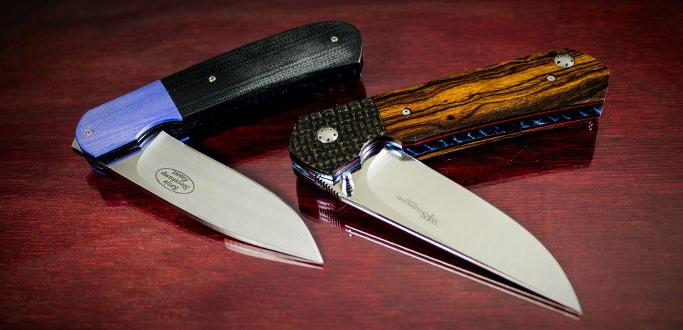 Steenkamp Custom Knives