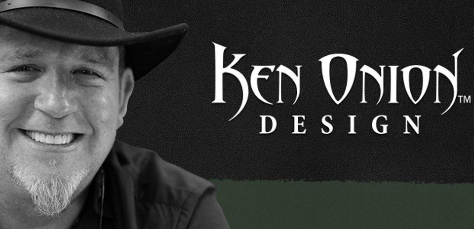 Ken Onion Custom Knives