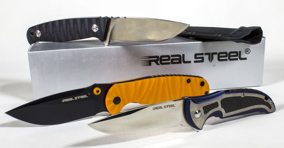 Real Steel Knives