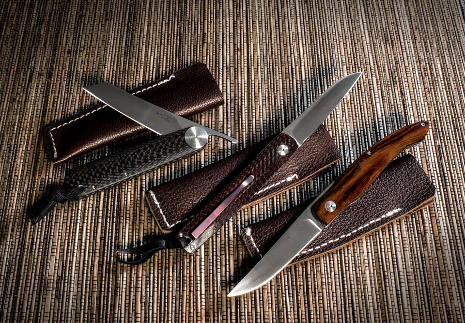 Kansei Matsuno Custom Knives