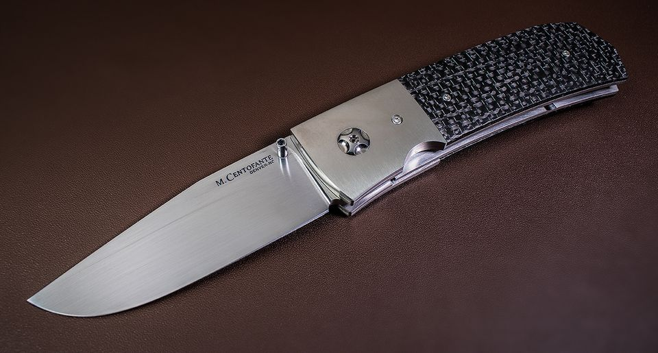 Mark Centofante Custom Knives