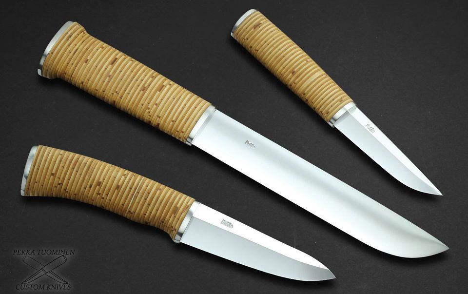Pekka Tuominen Custom Knives