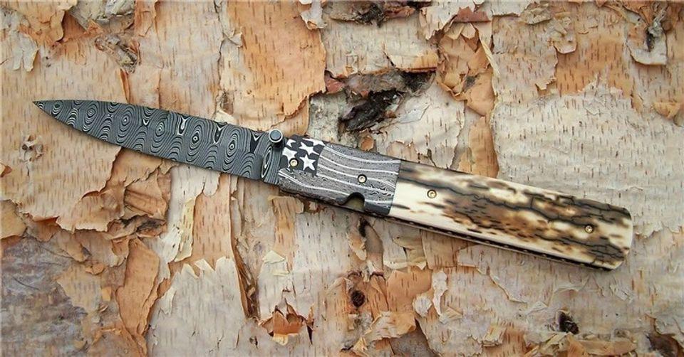 David Steier Custom Knives