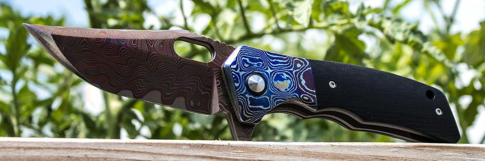 Sam Johnston Custom Knives