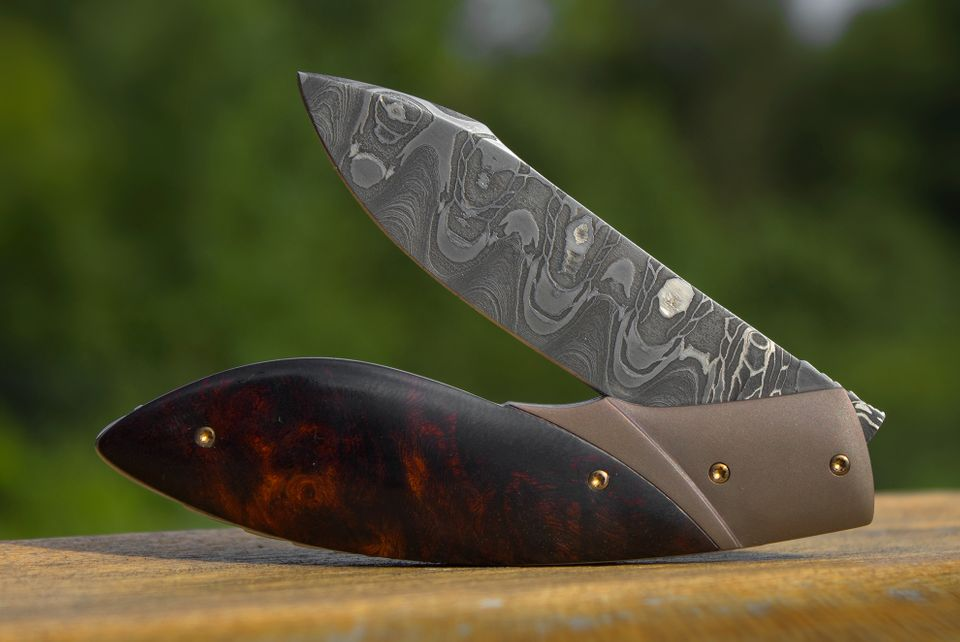 Richard Tesarik Custom Knives