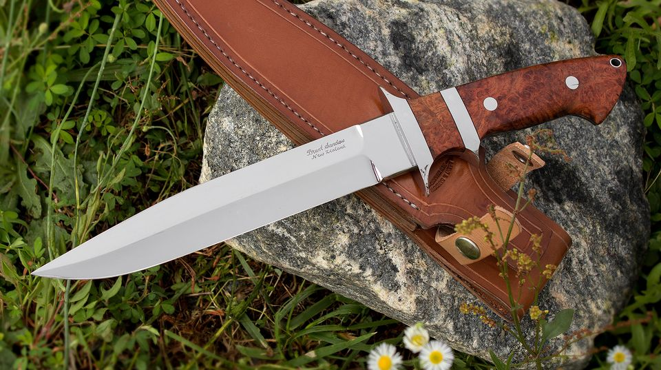 Brent Sandow Custom Knives