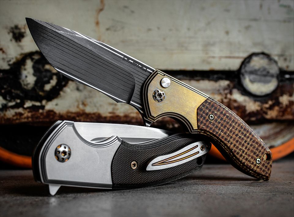 Rod Olson Custom Knives