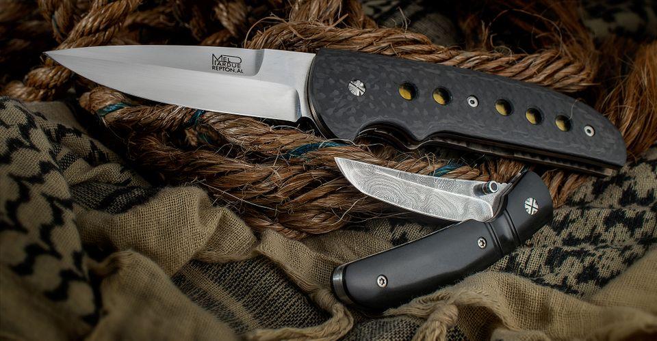 Mel Pardue Custom Knives