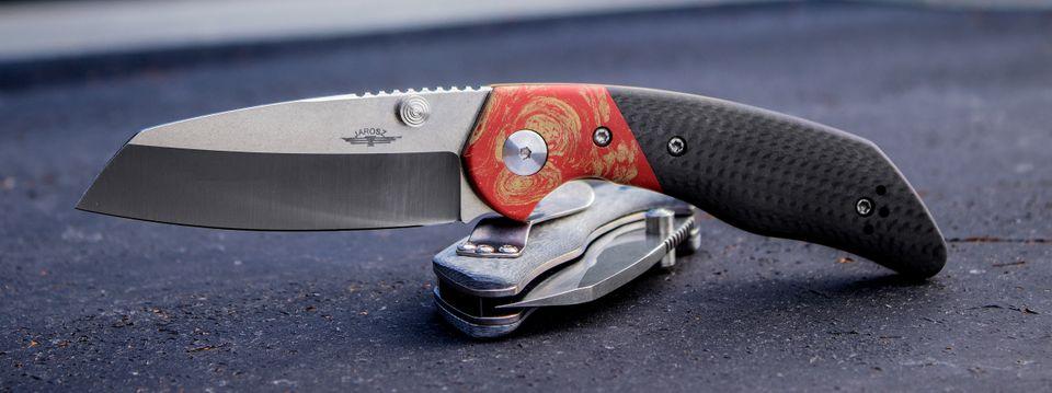 Jesse Jarosz Custom Knives