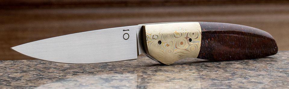 Mel Nishiuchi Custom Knives