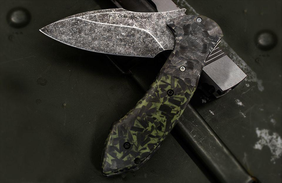 Eric Ochs Custom Knives