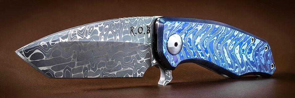 Robert Oldaker Blades