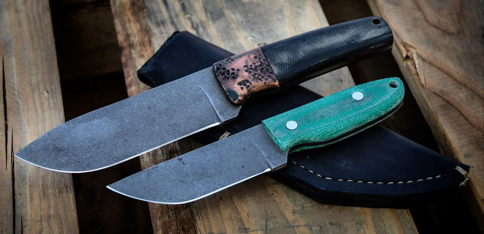 Powell Knives and Gear