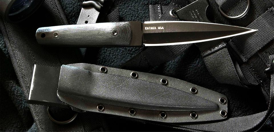 Entrek USA Knives