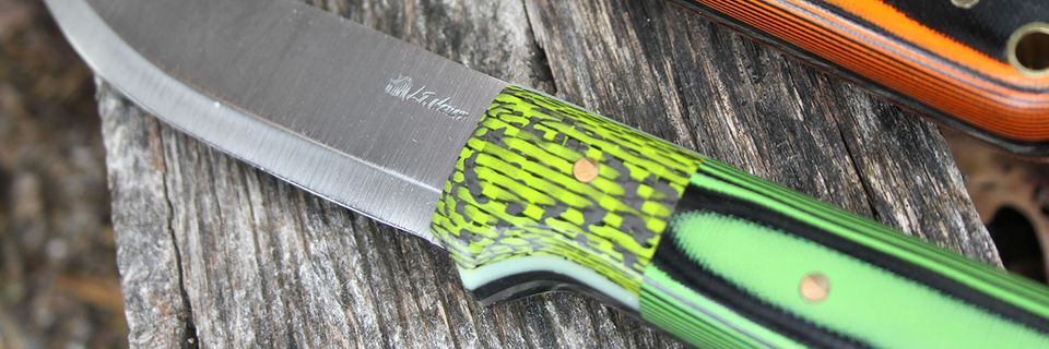 L.T. Wright Handcrafted Knives