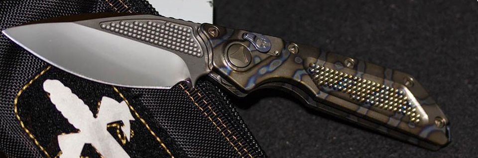 Custom Knives from KnifeCenter