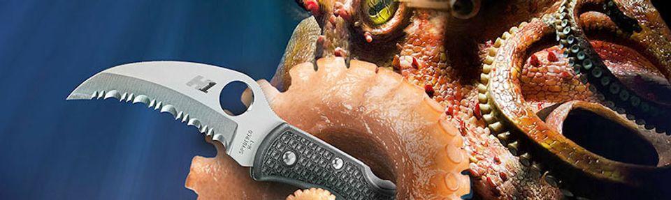 Spyderco Salt Knives