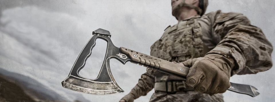 Tomahawks  - Combat and Camping
