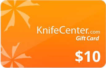 KnifeCenter Gift Card $10