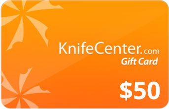 KnifeCenter Gift Card $50