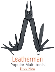 Leatherman Popular Multi-tools Shop Now