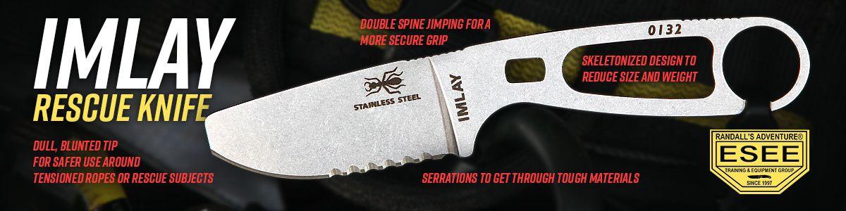 ESEE Imlay Rescue Knife