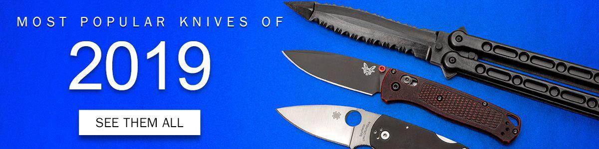 Knives At Knife Center