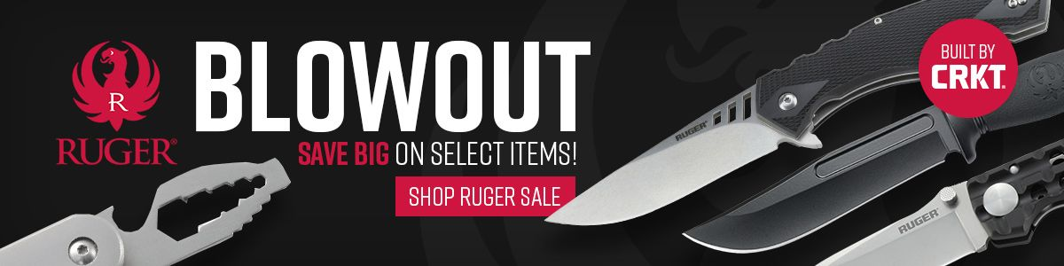 Shop the Ruger Blowout Sale!
