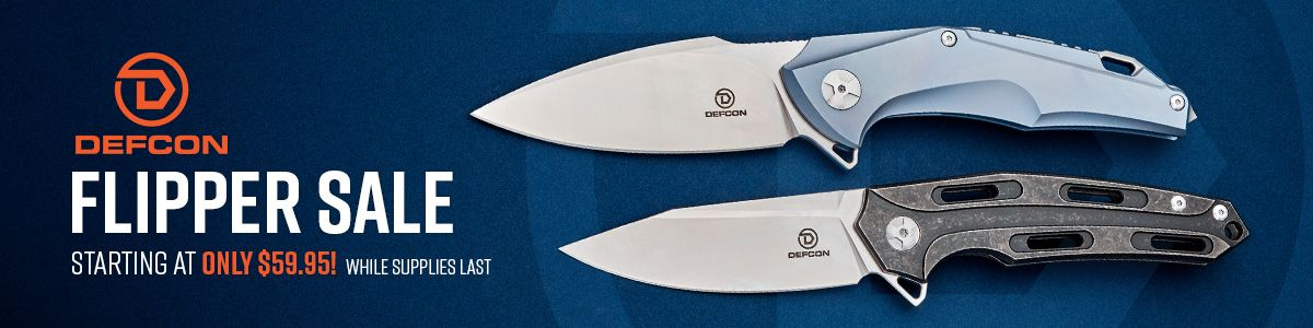 Shop for On Sale Defcon Knives