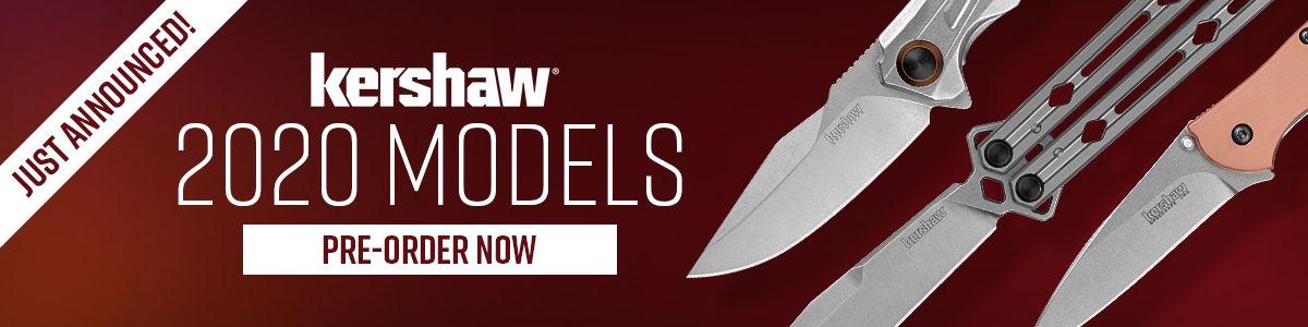 Shop Kershaw 2020 Pre-Orders