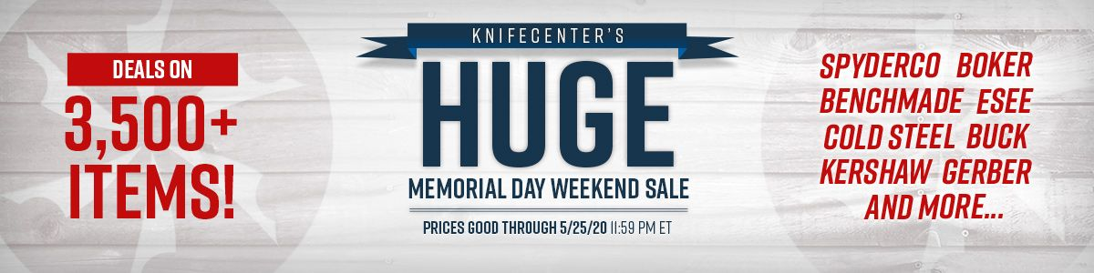Shop Our Huge Memorial Day Weekend Sale!