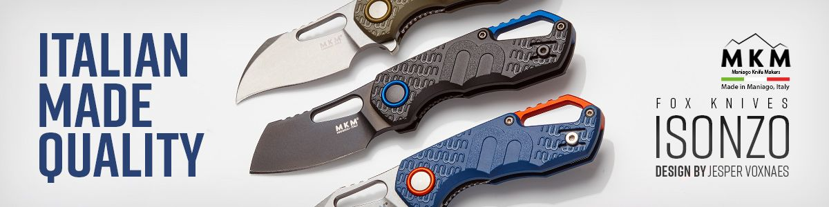 Shop for MKM FOX Knives Isonzo