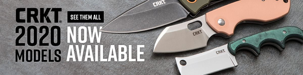 2020 CRKT Now Available