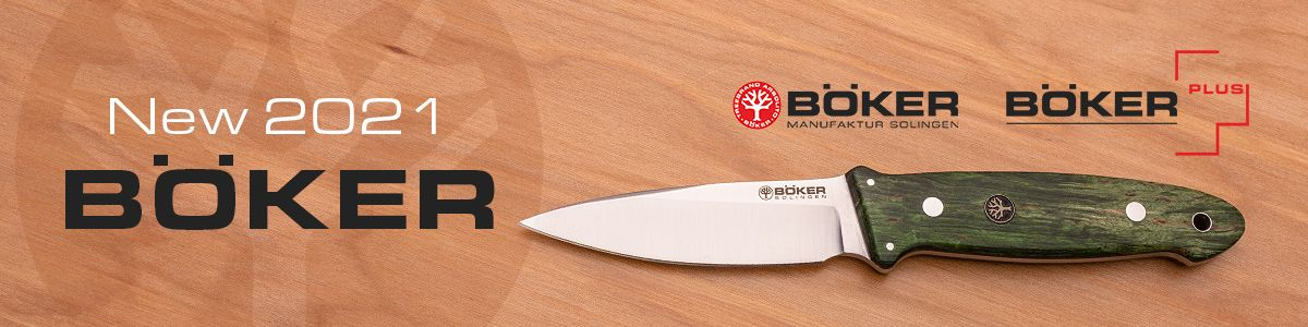Shop for New Boker Knives