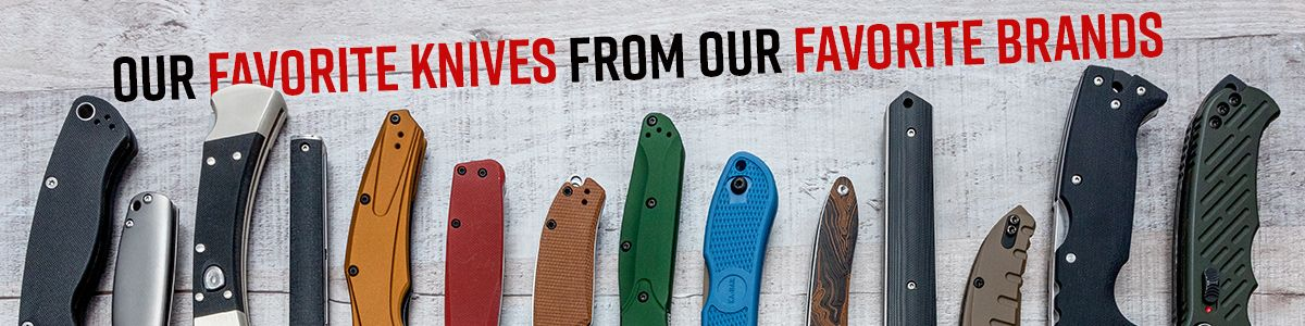 Shop Our Favorite Knives from Our Favorite Brands