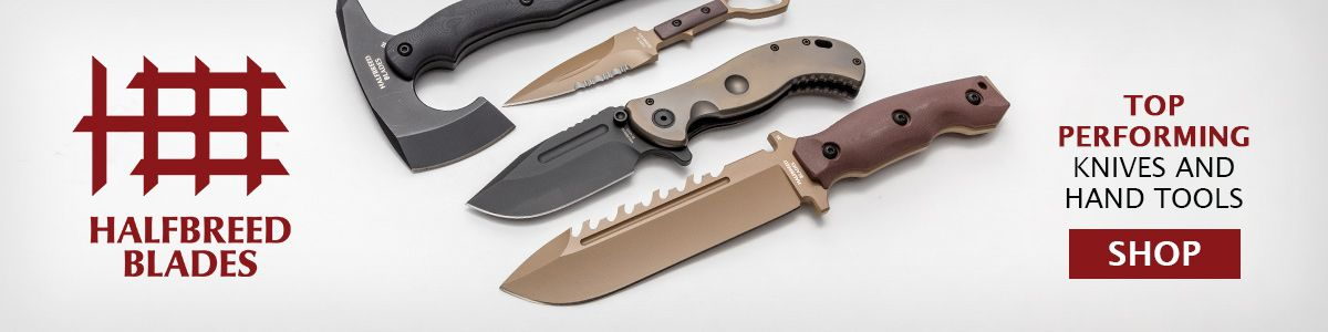 Shop Halfbreed Blades