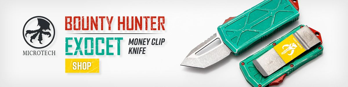 Shop for Microtech Exocet Bounty Hunter