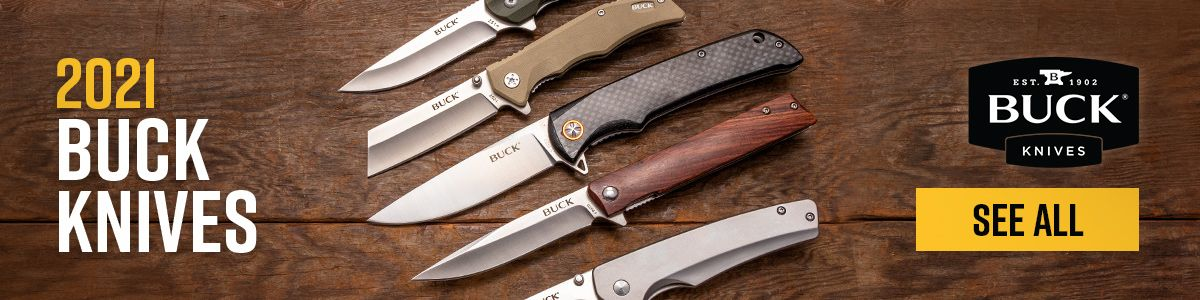Shop Buck Knives