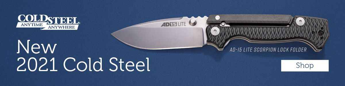 Shop for New 2021 Cold Steel Knives