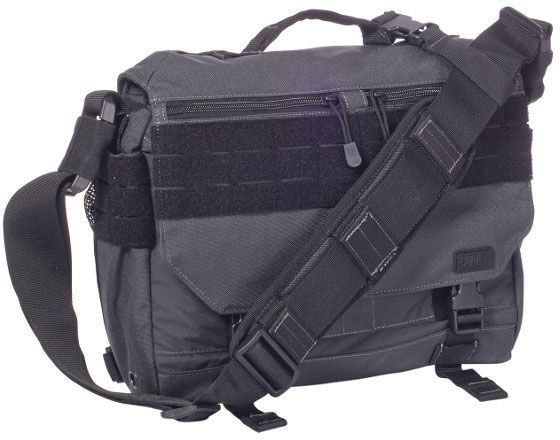 5.11 Tactical Rush Delivery Mike Bag, Double Tap (56176-026)