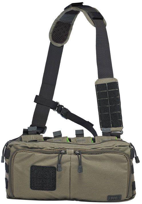 5.11 Tactical 4-Banger Bag, OD Trail (56181-236)