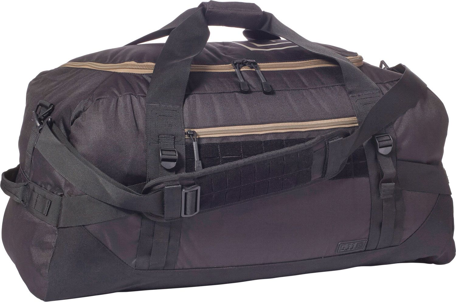 5.11 Tactical NBT Duffle X-Ray Duffel Bag, Black (56185-019)