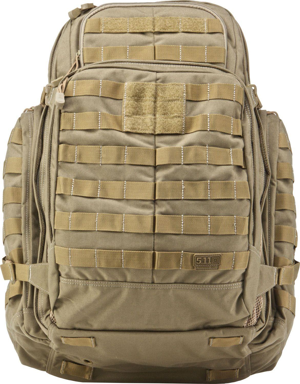 5.11 Tactical RUSH 72 Backpack, Sandstone (58602-328)