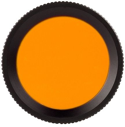 AceBeam FR30 Orange Filter Fits EC50 II/EC60/L16