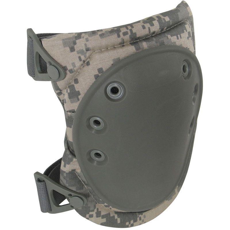 AltaFLEX Tactical Military Knee Pads, AltaLok, Universal (ACU)