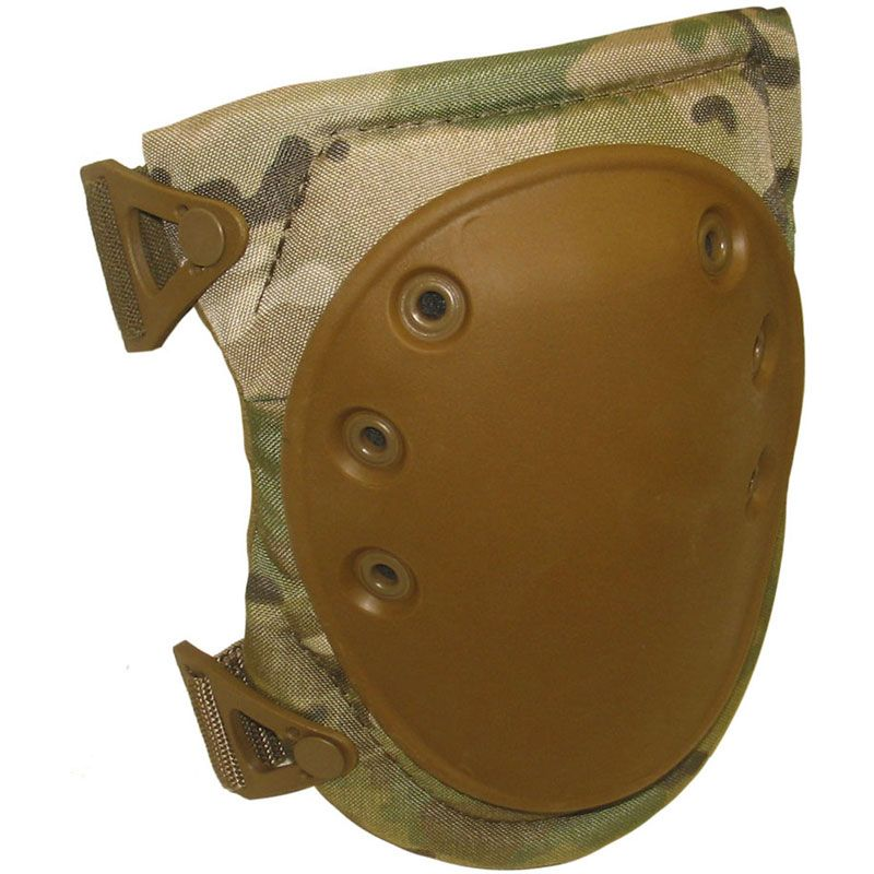 AltaFLEX Tactical Military Knee Pads, AltaLok, MutliCAM
