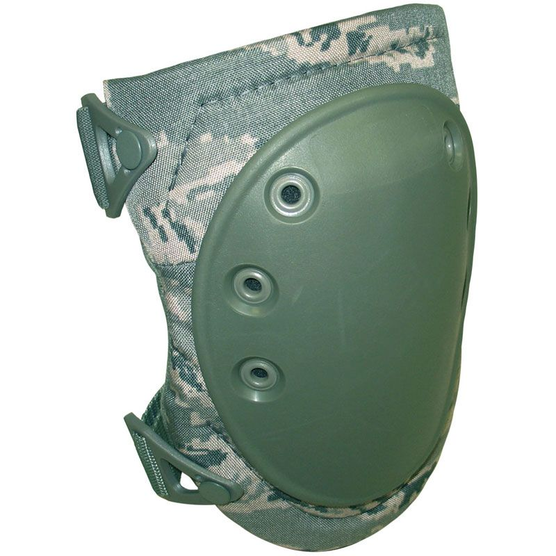AltaFLEX Tactical Military Knee Pads, AltaLok, ABU