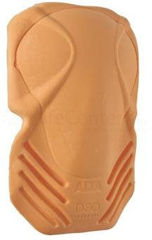 AltaSHOCKGUARD D3O Uniform Inserts, Standard Orange Knee Pads