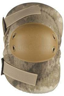 AltaFLEX Tactical Military Elbow Pads, Velcro, A-TACS Camo