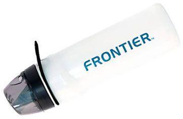 Aquamira Frontier Flow GRN Series II Filtered Water Bottle